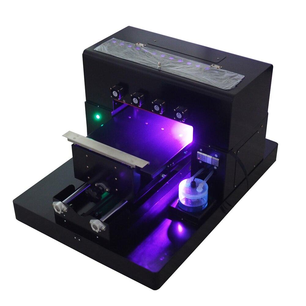 Computer & Büro A3 Uv-drucker Image Printer Prägemaschine A3 Größe White Ink Uv-flachbettdruckmaschine Für Metall/kunststoff Fall Direktverkaufspreis