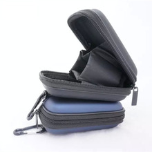 High Quality EVA Digital Camera Bag Case for Panasonic LX10 LF1GK ZS50 ZS45 ZS40 ZS35 ZS30 SZ10 TS6 with Carabiner