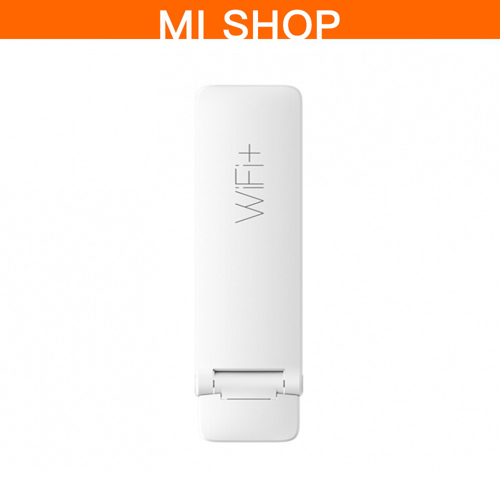 Original Xiaomi Wifi Amplifier 2 Updated Version 300Mbps Wireless Wifi Exquisite Router Signal Expander Supported USB