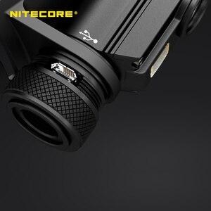 Image 3 - Nitecore faro HC65 Original de 1000LM para interior, triple salida, resistente al agua, con batería de 3400mah y 18650