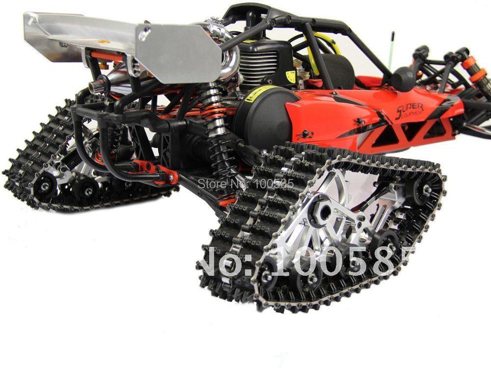 Baja Snowmobile Baja Sandmobile Conversion Kit For Scale Hpi Km Rv Baja