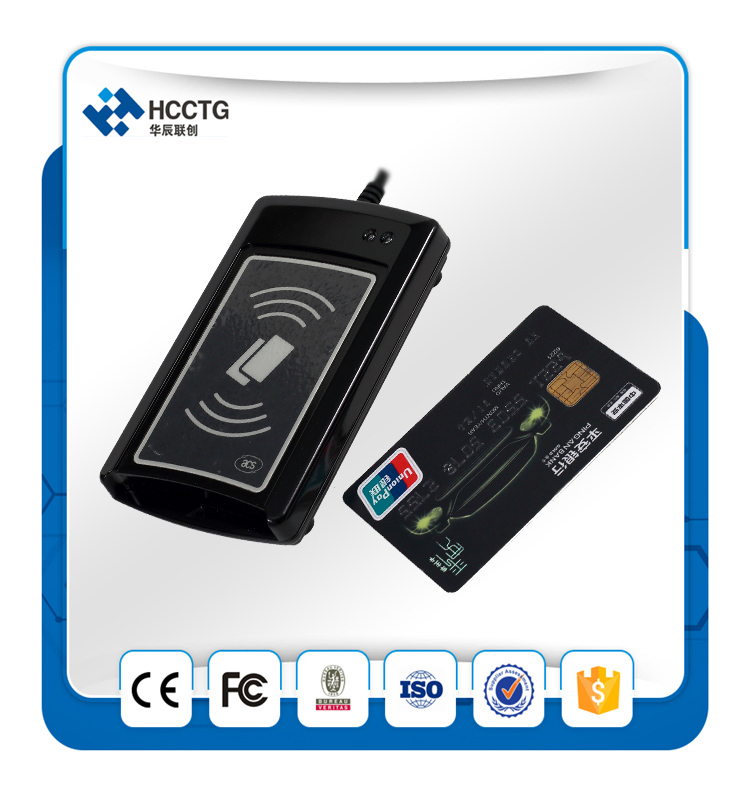 Memory Cards & Ssd Card Readers Smart Card Reading Terminal For Internet Payment Goods Of Every Description Are Available Acr1281u-c8 Nfc Reader Writer