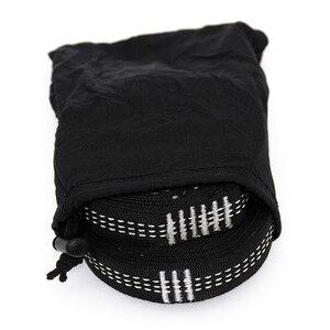 Image 1 - Sangle de hamac Super forte accrochant la ceinture de hamac Acehmks pour camper, voyager, corde accrochante portative darbre 300X2.5 CM 440g