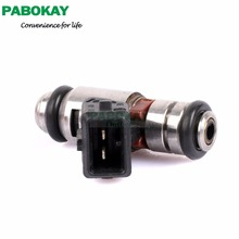 4 pieces x Fuel injector nozzle for FIAT Palio Weekend Siena 1.0 16V Iwp101 50102302