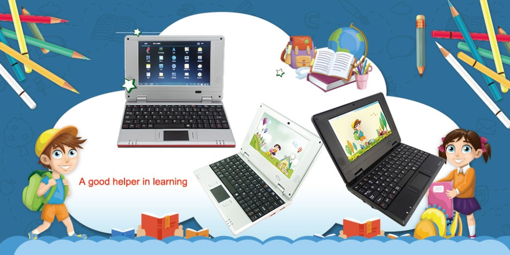 children android laptop