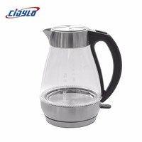 cidylo SDL G01 220v electric kettle Automatic power off kettle glare design glass electric kettle for home kitchen appliances