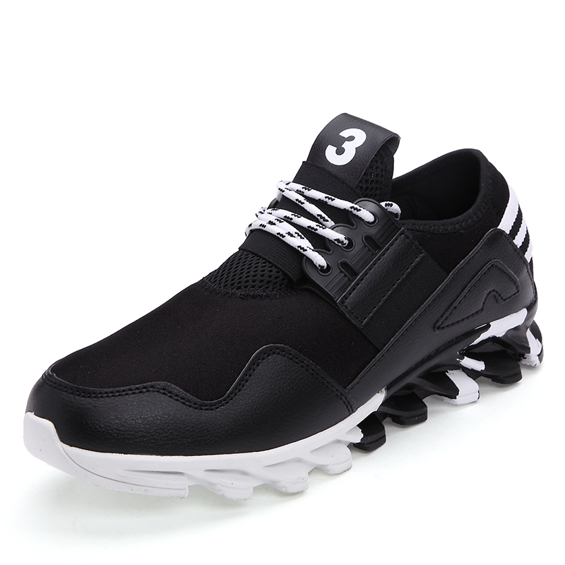 2017New Brand Trend Running Shoes Mens Sneakers Breathable Air Mesh Shoes Eva Athletic Sapatos Women Sport Shoes Runner Shoe Men
