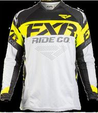2019 new FXR bicycle riding cross-country motorcycle mountain bike jersey downhill clothes