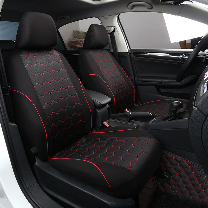 Car seat cover auto seat covers for Volkswagen vw tiguan L touareg touran Phaeton atlas 2017 2016 Car Seat Protector Seat Covers-in Automobiles Seat Covers from Automobiles & Motorcycles    1