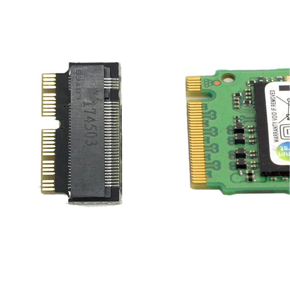 Tecla M M.2 SSD adaptador para 2013 2014 2015 MACBOOK Air A1465 A1466 Pro A1398 A1502