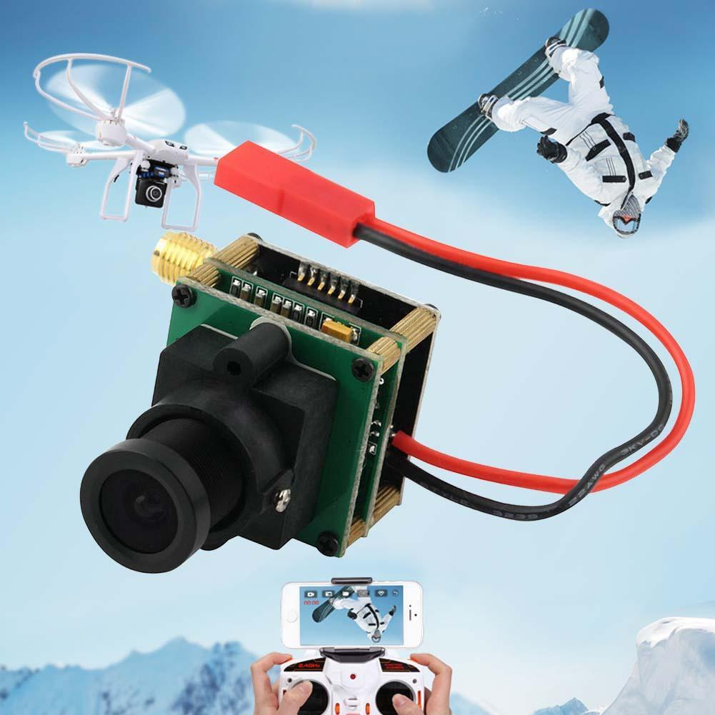 Quadcopter FPV 5.8G 200MW Camera AV Audio Video Transmitter Integrated New  Digital  5.8 ghz transmitter fpv A676 quadcopter