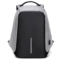 Anti Theft Backpack USB Charging Men Laptop Backpacks For Teenagers Male Mochila Waterproof Travel Backpack