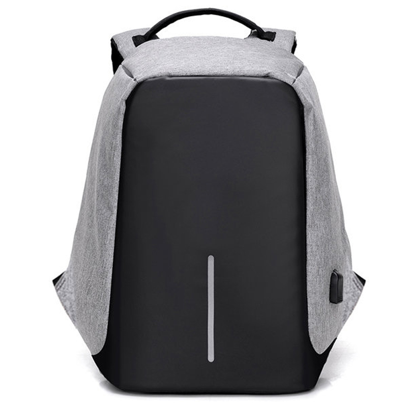 Anti-theft Backpack USB Charging Men Laptop Backpacks For Teenagers Male Mochila Waterproof Travel Backpack School Bag Dropship dtbg backpack for men women 15 6 inch notebook laptop bags anti theft men s backpacks travel school back pack bag for teenagers
