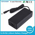 3 series lithium battery 12V 11.1V Lithium Battery Charger 12.6V5A