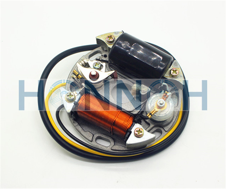 Zündung Stator puch spule 35 Watt 17 Watt 17 Watt 35 Watt Zundapp Kreidler Hercules KTM Zündung Lichtmaschine PUCH STATOR COIL