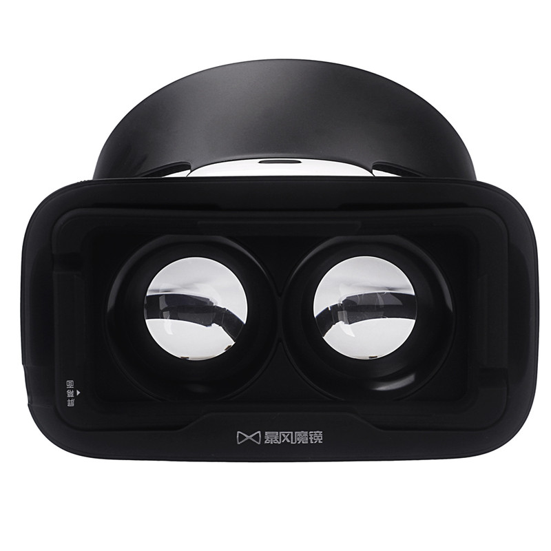 Baofeng Bluetooth Google Cardboard WIFI VR BOX Virtual Reality 3D Glasses For Android 4.7-5.5 inch smartphone + Remote Control 5