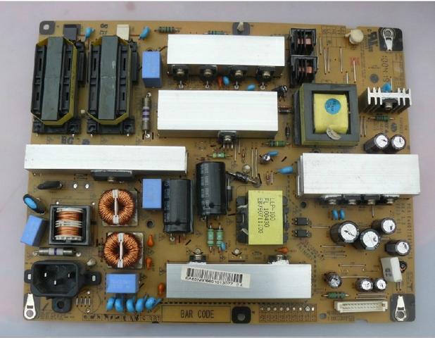 Power supply board EAX61124201 /14 /15 /16 connect with T-CON connect board seiki se50uy04 v500dk1 cs1 mv 0sp4v 0 t con board