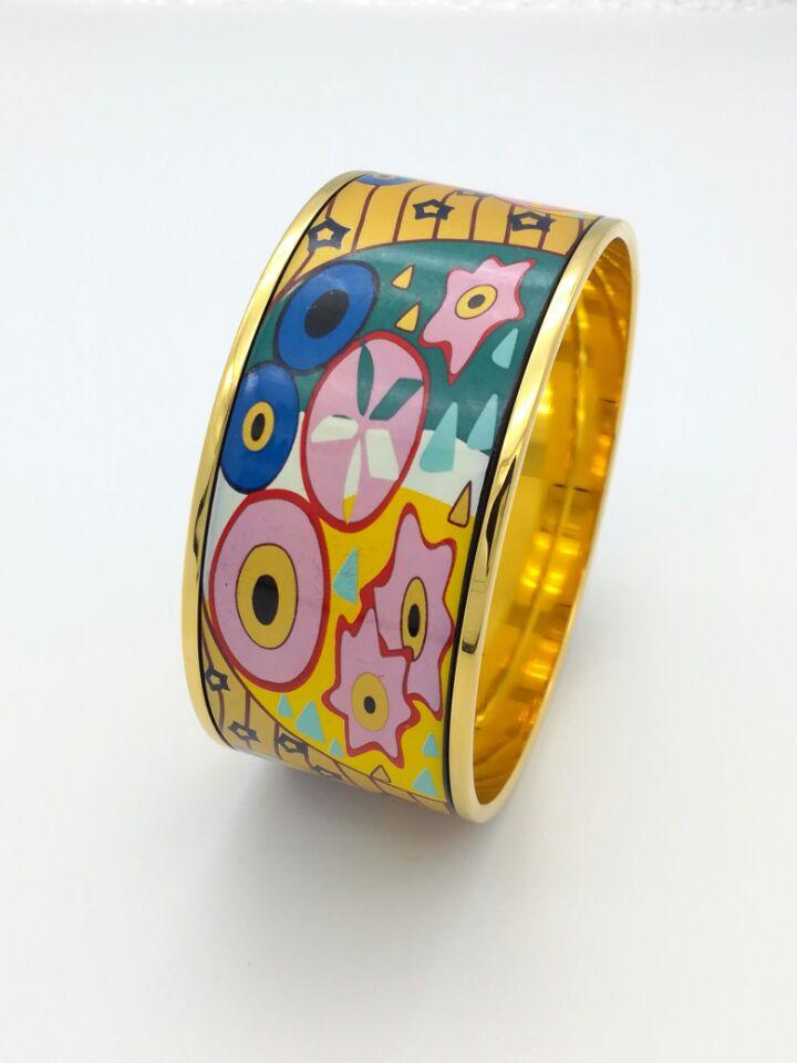 Cloisonne jewelry jewelry bracelet Austrian style of art jewelryCloisonne jewelry jewelry bracelet Austrian style of art jewelry
