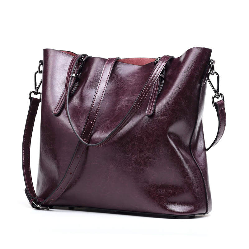 HerMerce Vintage Tote Bag Genuine Leather Bag Female Handbag Top-Handle Bags Women Shoulder Bags For Women 2018 bolsa feminina 2018 women messenger bags vintage cross body shoulder purse women bag bolsa feminina handbag bags custom picture bags purse tote