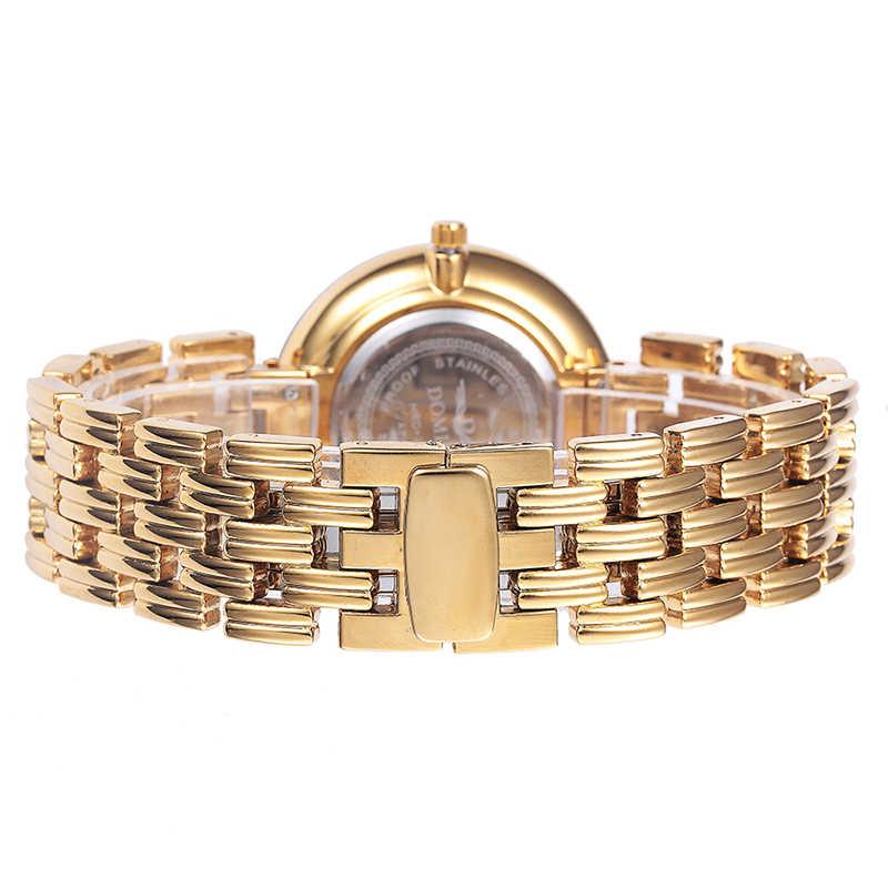 MISSFOX siyah basit İzle kadınlar moda Casual Minimalist izle D.W marka tarzı Uhr bayanlar altın bilek saatler kadın saat