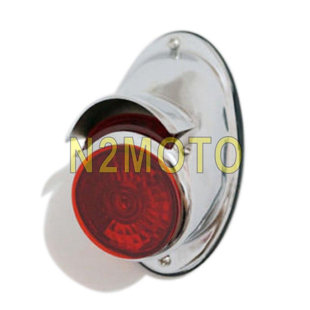 For K750 KS750 Dnepr Ural Sidecar Wehrmacht BW40 Retro Motorcycle Taillight Brake font b Lamp b