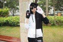 Kawaii Bear Anime Hoodie