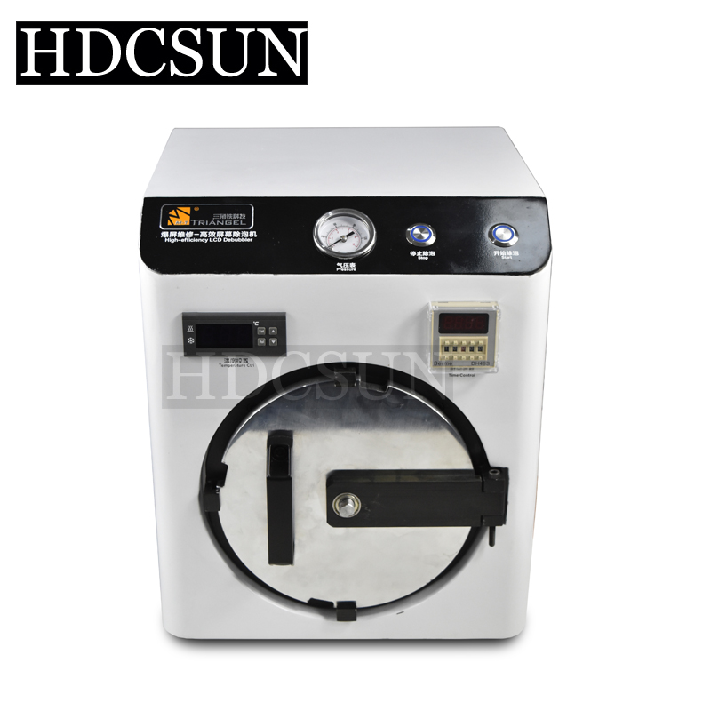 New Arrival Mini Autoclave Air Bubble Removing Machine for LCD Touch Screen Glass Refurbishment mobile phone lcd screen stand for autoclave oca bubble removing machine for iphone sumsung htc lcd repair