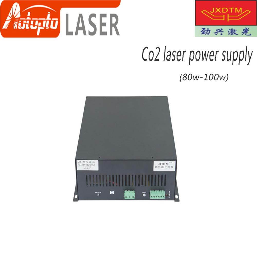 Excellent Low Current Power Control Laser Power Supply 80w-100w JXDTM