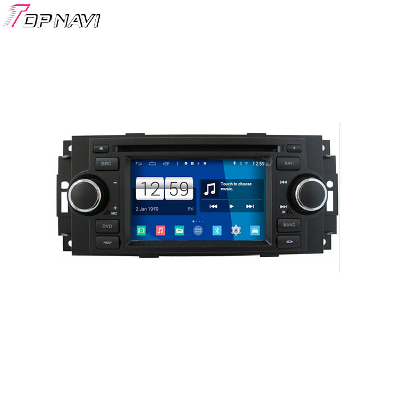 Top Free Shipping Quad Core S160 Android 4 4 Car DVD Stereo For 300C PT Cruiser