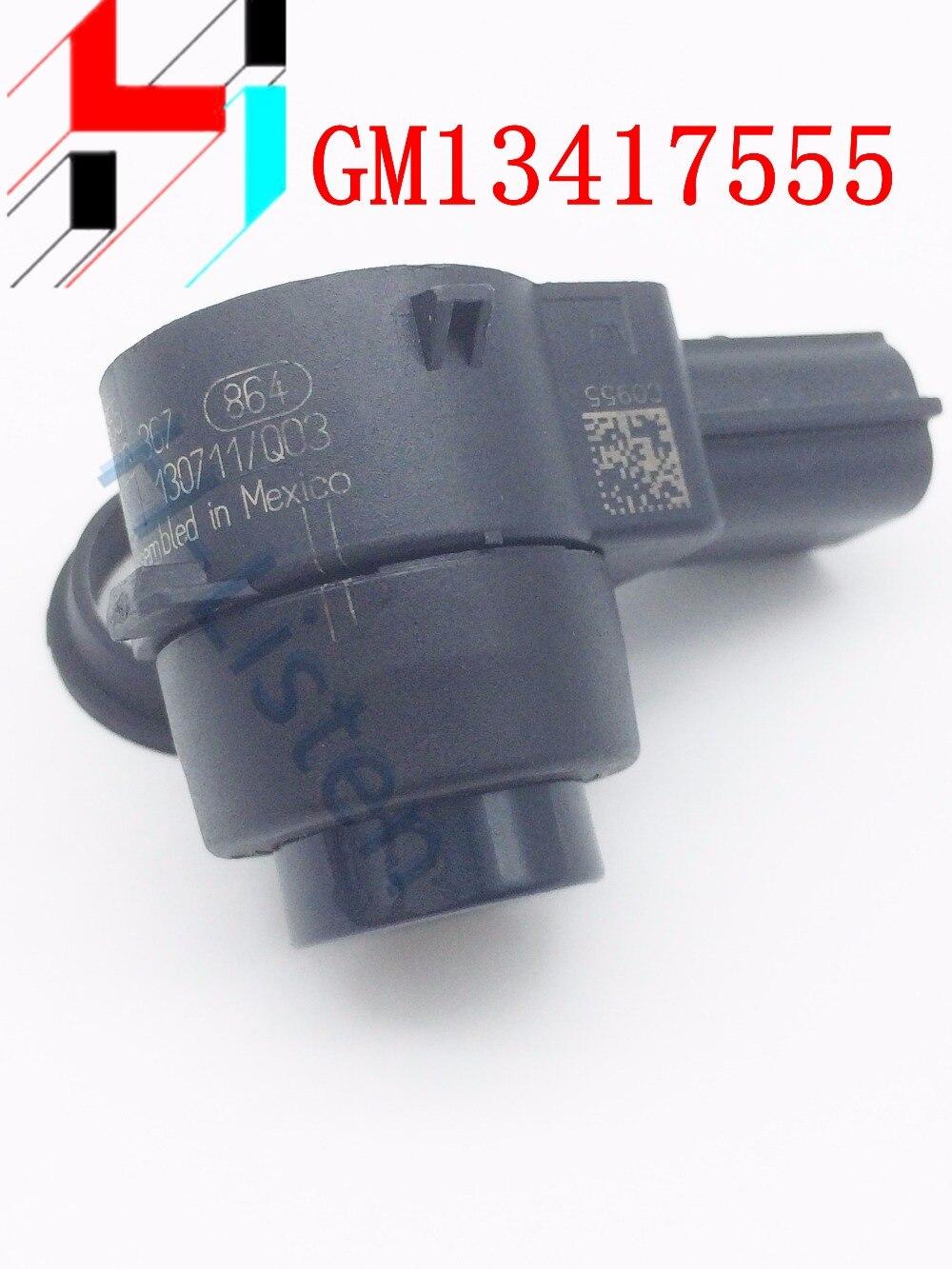 (4 шт.) 13417555 оригинальный парковочный ультразвуковой датчик постоянного тока для OE #0263023367