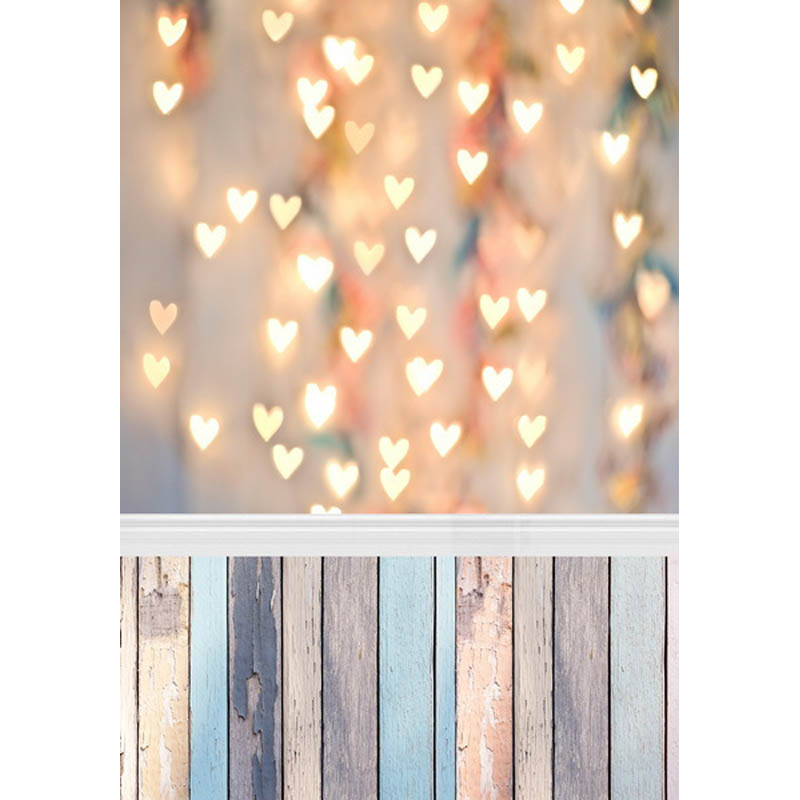 5x7ft Thin vinyl cloth photography costume wedding custom bokeh  glitter wood background  for photo studio free shipping F-491 new 2017 free shipping vinyl indoor computer print studio custom striped paint wood photography background cloth ntzc 151