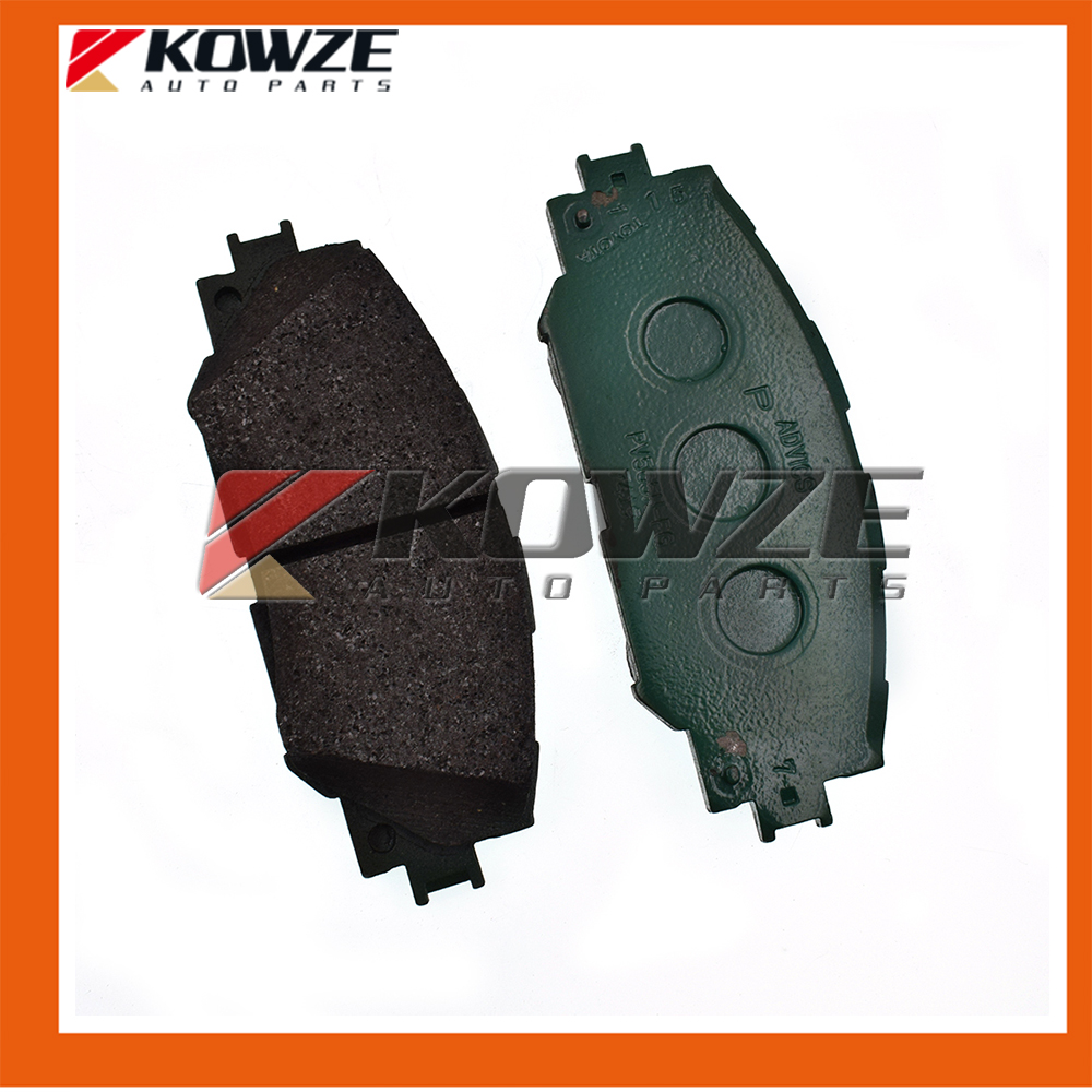 Front brake pads kit for toyota corolla 2008 2013 scion xd 2007 2013 04465