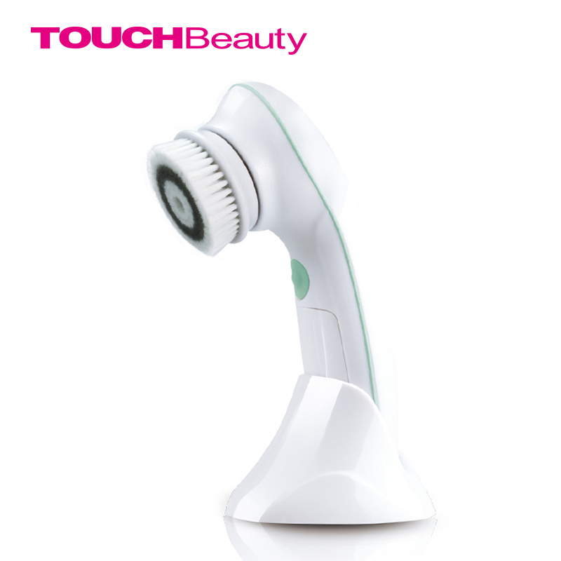 TOUCHBeauty 360 Rotating Facial Cleansing Brush, Waterproof with 2 Working Speeds For all skin types, Facial Spa TB-0759D