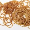 400 шт Высокое качество Желтый эластичный резиновый ремешок 25-38 мм для школы офиса дома промышленный резиновый ремешок канцелярские принадл...