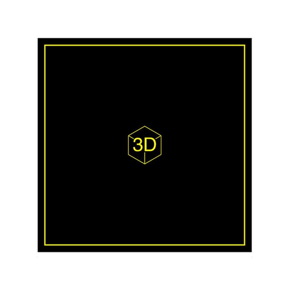 220 220 300 300 235 235mm plataforma magnetica heatbed adesivo folha construir superficie para a8 a6
