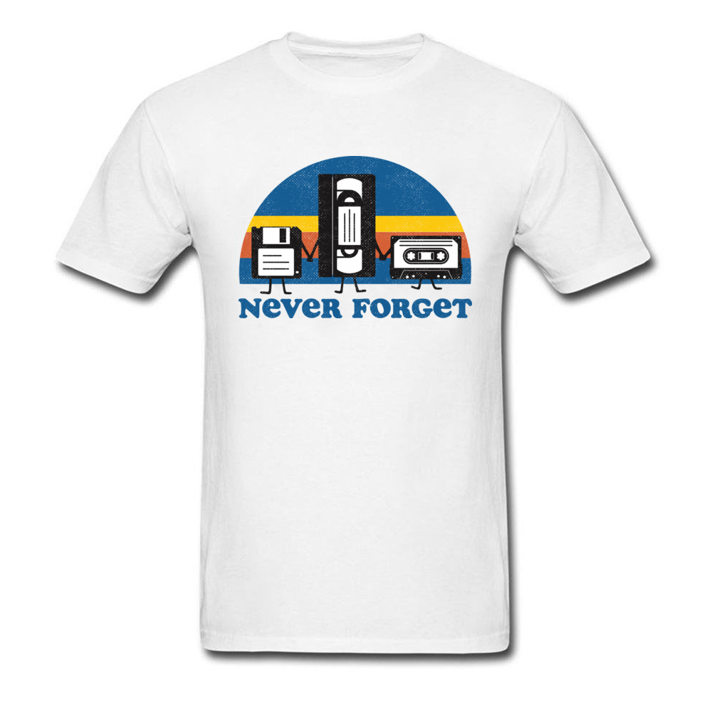 Techno Never Forget Tape Cassette Dance T Shirt Old School Retro Music T-Shirts Xxxtentacion Lil Peep Rap Cotton Sweatshirts