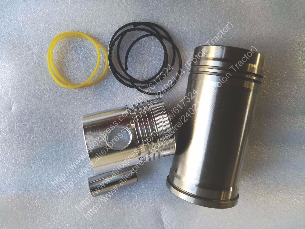 Xintai XT120 tractor with 190-12, the set of piston, piston pin, water seal, piston rings, liner, please check the engine model parts for changchai zn490q engine gasket piston rings cylinder liner main bearings water temp sender water pump pistons