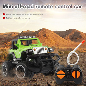 1 Pcs Electric RC Car Remote Control Toy Wireless Mini Off Road for Children Kids BM88 1