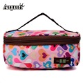 Thermal Cooler Insulated Lunch Box New Picnic Bags Insulation Lunch Bag Kid Women2016 HOT SALE Random Color 1pcs