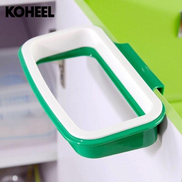 Küchenschrank Tür Kleiderbügel Rack Tasche Halter Speicher Oraganizer Zubehör  Für Die Küche