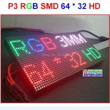 Светодиодный модуль p3, высокое разрешение, черные светодиоды, высокая контрастность, smd RGB 1/16 scan, Внутренние светодиодные панели p3
