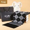 30*180 Мода luxury brand большой размер плед Кашемир шарф мужчин высокое качество Теплая шерсть шарфы мужская длинный шарф cachecol bufandas