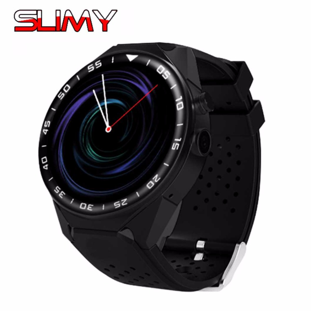 Slimy S99C 3G GPS Smart Watch 1.39inch Android 5.1 MTK6580 1GB+16GB Smartwatch Bluetooth 4.0 Wearable Devices in Stock slimy s3 smart watch mtk6580 1gb 16gb 3g gps wifi 550mah smartwatch call reminder android 5 1 wearable devices for women men