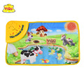 free shipping mini Singing Gym Carpet  Mat musical carpet touch play keyboard baby play mats baby small carpet a blanket