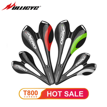 Ullicyc 2019 Top Newest multicolor top-level mountain bike full carbon saddle/ road bicycle saddle/MTB or Road parts/ZD136 цена и фото