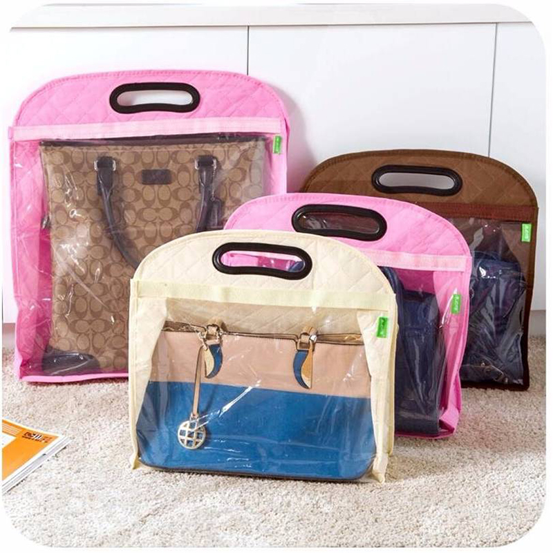Keep Clean Handbag Wardrobe Dustproof Cover Storage Bag New