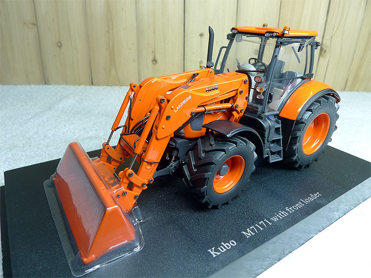 1:32 Boutique M7171 tractor excavator agricultural vehicle model Alloy collection model Holiday gift fine special offer jc wings 1 200 xx2457 portuguese air b737 300 algarve alloy aircraft model collection model holiday gifts