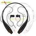 Orignal Zealot B9+ Sports bluetooth Headphones HIFI Stereo Headphones for iphone 6 plus 6s MP3 player support TF card 32GB