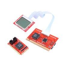 Tablet Cartão PCI Motherboard Analyzer Diagnóstico pós Teste PTI8 Tester para PC Portátil Desktop de Alta Qualidade