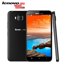 "Original Lenovo A916 Andriod Cell Phones 1GB RAM 8GB ROM 5.5""IPS 13.0MP Camara MTK6592 Octa Core 4G LTE FDD WCDMA Free Shipping"
